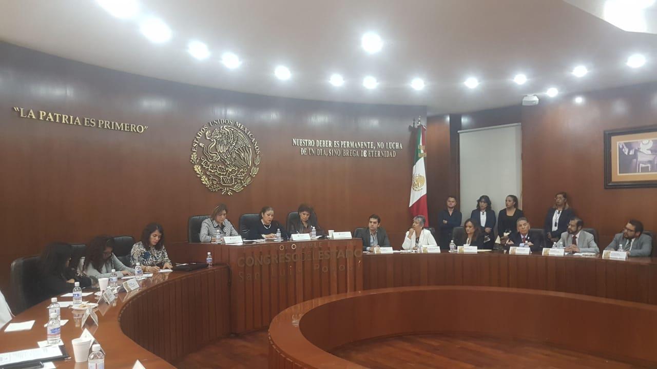 INSTALAN COMISIÓN DE SALUD Y ASISTENCIA SOCIAL EN EL CONGRESO CON LA PRESENCIA DE SECRETARIA DE SALUD