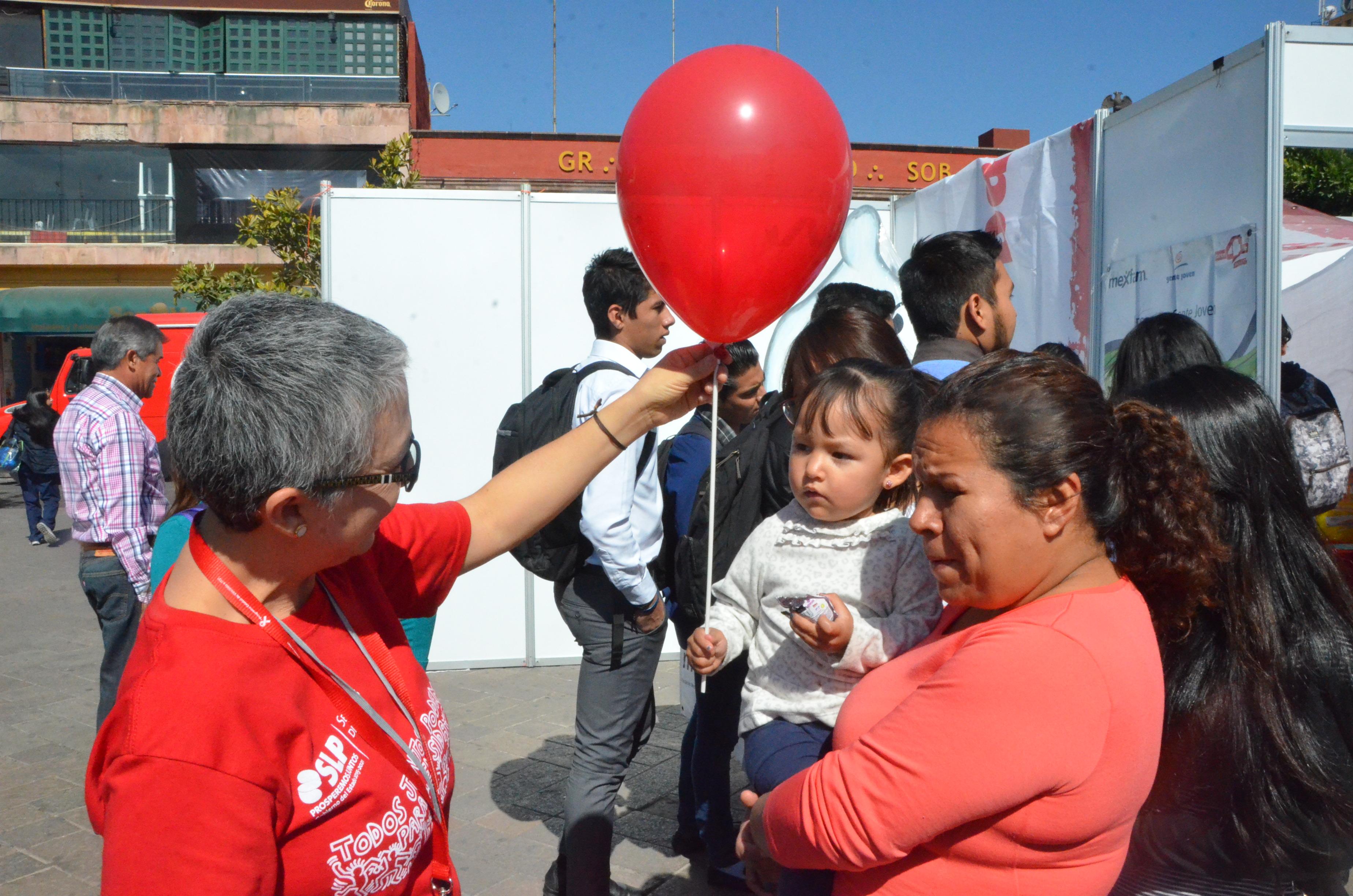 DÍA INTERNACIONAL DE LUCHA CONTRA EL SIDA, SE HAN APLICADO ESTE AÑO MÁS DE 120 MIL PRUEBAS RÁPIDAS DE DETECCIÓN DE VIH