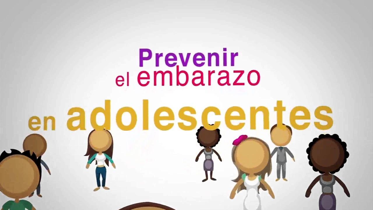 LLAMA SECRETARÍA DE SALUD A PREVENIR  EMBARAZOS EN LA ADOLESCENCIA