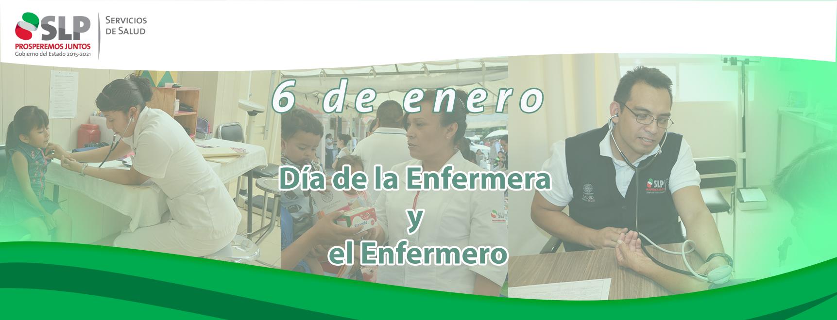 DÍA DE LA ENFERMERA Y ENFERMERO